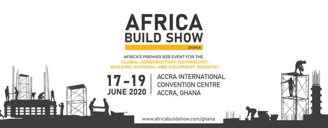 Africa Build Show. Africa's premier B2B event for the global construction technology, building material and equipment industry