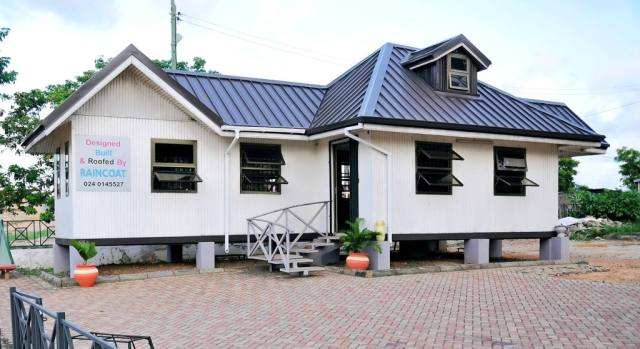 Raincoat Roofing Systems