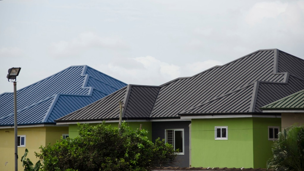 Rocksters Roofing System