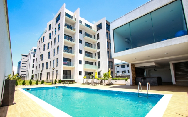 Cantonments City by Goldkey Properties real estate company in ghana